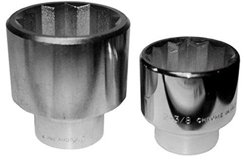 KTINC 0-8090 1 Drive x 2-1516 12-Point Regular Socket