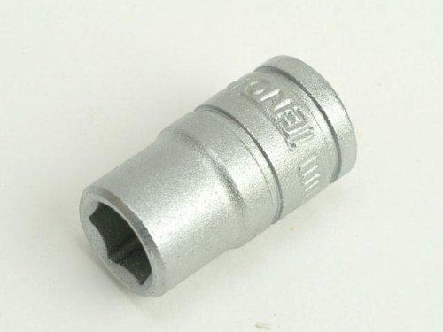 Teng M140506c 6pt Regular Socket 6mm 14 Square Drive by Teng