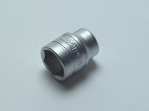 Teng M380517c Regular Socket 17mm 38 Square Drive by Teng