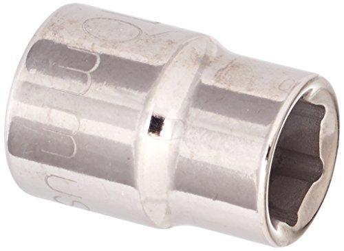 Wilde Tool 53210BB Bulk Box 38-Inch Drive 6 Point Regular Socket 10mm