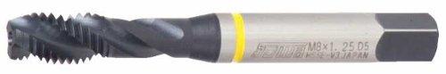6 Pcs Sowa 38-16 H3 Spiral Flute BTM CNC SO Taps-Hardened SteelTitanium