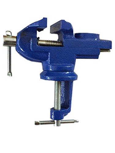 Fasmov 25-Inch Clamp-on ViseBlue