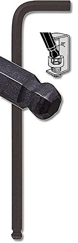 Bondhus - 20mm Ball End L-wrench 1pc Bulk - 10952-1 Size  Model  Tools Hardware store