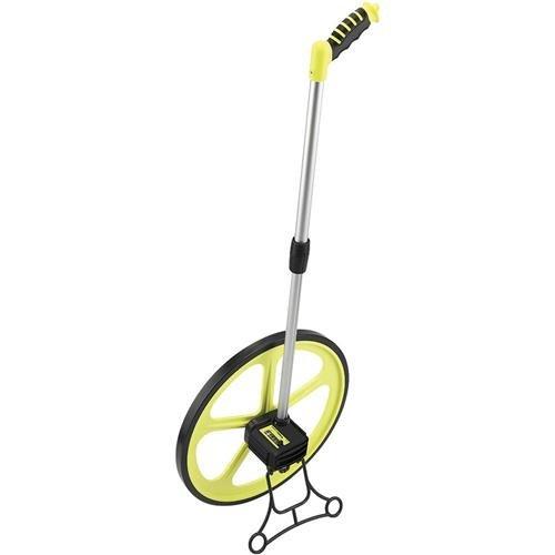 Komelon MK45M Meterman High-Visibility Measuring Wheel 143-Inch Diameter Yellow
