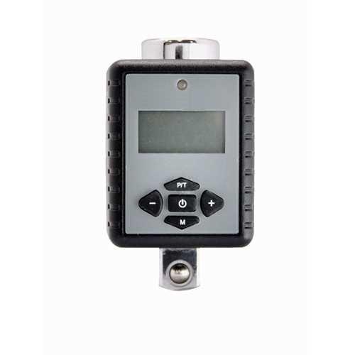 12 in Drive Digital Torque Adapter 90 Day Warranty 90 Day Warranty