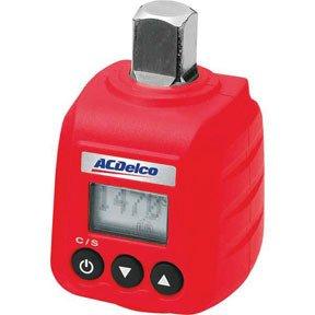 ACDelco ARM602-4 12 in Digital Torque Adapters