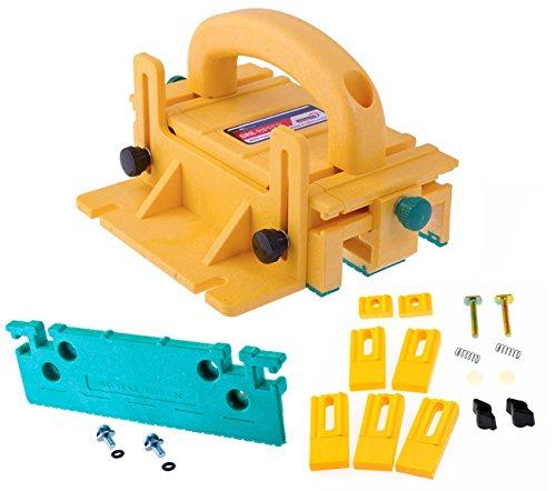 Microjig GR-100 3D Pushblock with 18-Inch Leg Accessory Gravity Heel Kit