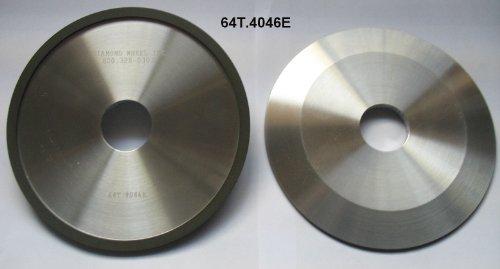 Diamond Grinding Facing Wheel 6 Type 4A2 400 Grit for Carbide Circle Saws