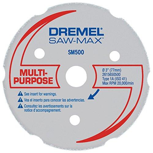 Dremel Saw-Max Multi-Purpose Carbide Wheel 3
