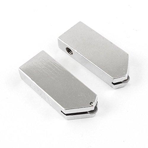 Uxcell Carbide Wheel Blade Glass Cutting Cutter Heads 2-Piece