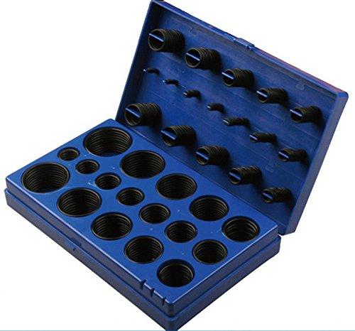HFS R 419pc Universal O-Ring Assortment Set Metric Kit Automotive Seal Rubber Gasket