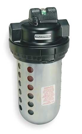 Pneumatic Oil Filter 1 In NPT 160 cfm