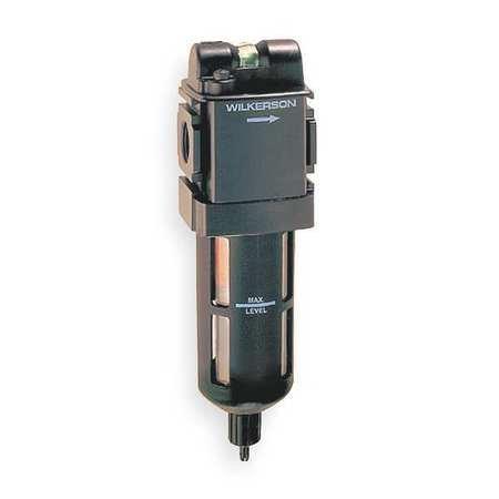 Pneumatic Oil Filter 38 In NPT 26 cfm