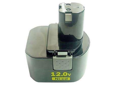 1200V1700mAhNi-CdHi-quality Replacement Power Tools Battery for RYOBI BID1211 CCD1201 CHD1201 CHD1202 CTH1201 CTH1202 CTH1202K2 FL1200 HP1201M HP1201MK2 HP1201KM2 R10510 RY1201 TDS4000 TF1100 Compatible Part Numbers 1400652 1400652B