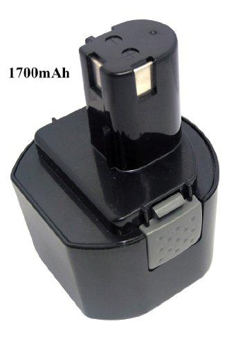 Replace Ni-Cd 17Ah 96V Battery for RYOBI HP961 RY961CTH962K1400669 Power Tools Battery
