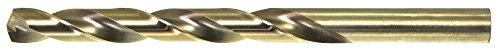 Drillco Drill Bit 50 Cobalt Jobber Drills Cobalt Gold 135° Point 32 Pack