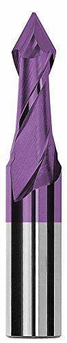 Magafor 888088H0050  Hard-X Carbide Multi-V Drill Bit 60 Degree 05 mm