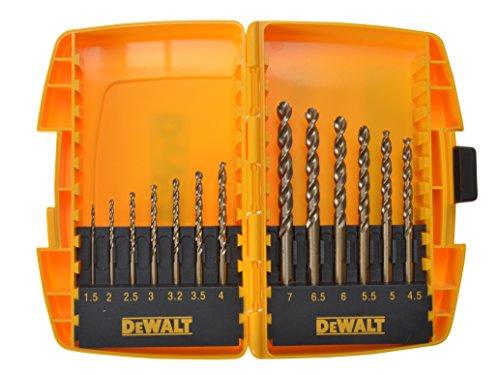 DeWalt Extreme HSS Cobalt Drillbit Set 13 Piece DEWDT7942QZ