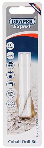Draper Expert 1mm HSS Cobalt Drill Bit for Metal by Draper