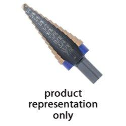 3 Unibit Cobalt Step Drill