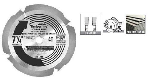 Amana 255-06PCD 10 x 6T PCD TIP SAW BLADE