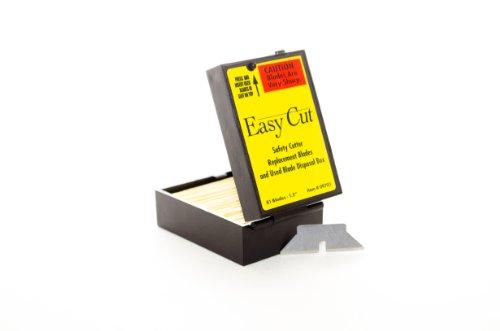 81 Easy Cut  EZ Cutter Replacement Blades 09703 STD Blades Box