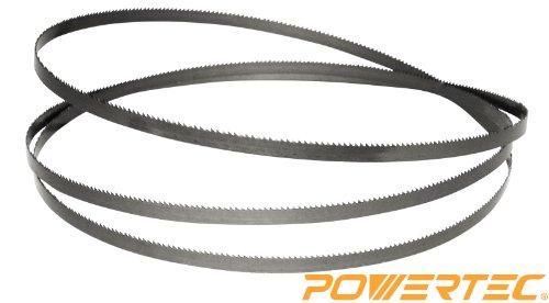 POWERTEC 13101X Band Saw Blade 59-12-Inch x 38-Inch x 6 TPI