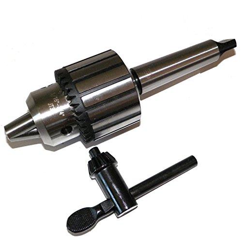 316- 34 Heavy Duty Drill Chuck with 2MT Arbor In Prime Quality Morse Taper No2
