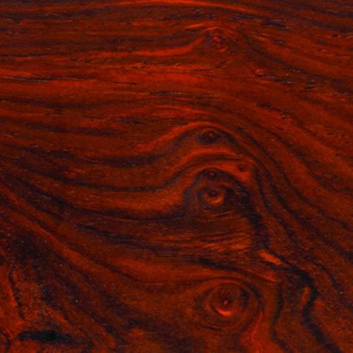 Cocobolo 2 x 2 x 6 Exotic Hardwood Turning Blank