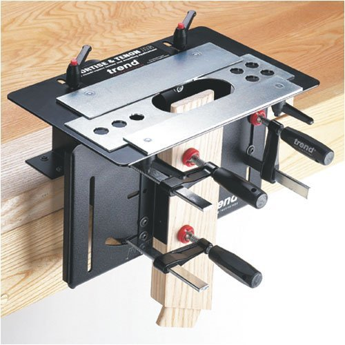TREND MTJIGEURO MORTISE TENON JIG EURO by Trend