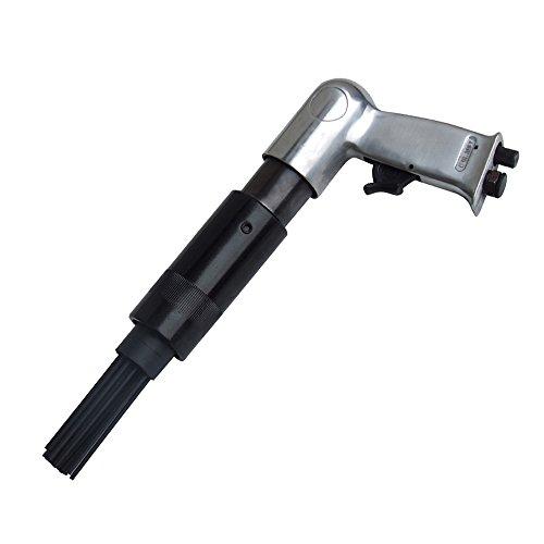 Air Needle Scaler Pneumatic Tool Pistol Grip Remove paint Slag Rust Deburring