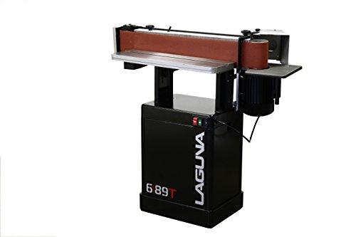 Laguna Tools MSANOES6X89-15-0320 689T Edge Sander Black