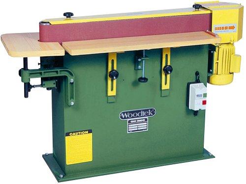Woodtek 924097 Machinery Sanders 6 X 108 Edge Sander 2hp 1ph