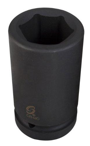 Sunex 566D 1-Inch Drive 2-116-Inch Deep Impact Socket