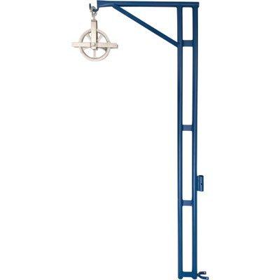 Metaltech Hoist PostGin Pulley Kit - 250-Lb Capacity Model Number M-MHAP