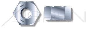 4000 pcs 14-20 Hex Heavy Nuts UNC Grade 5 Steel Zinc Ships FREE in USA by Aspen Fasteners