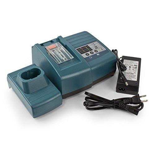 ExpertPowerMakita 72v to 18v 1-Hour NiCd NiMh Li-ion Power Tool Batteries Charger Replacement of Makita DC18RC  DC18RA