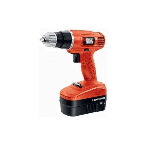 Black Decker GC1801 18-Volt DrillDriver