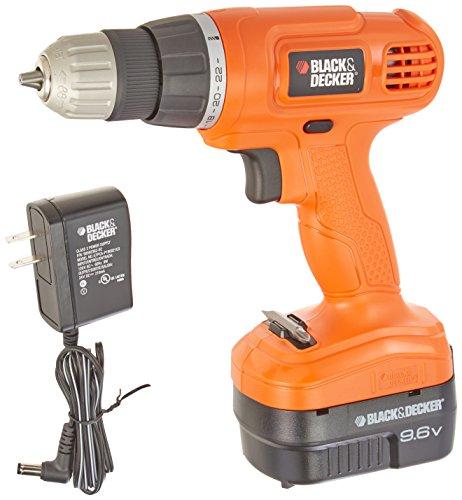 Black Decker GC960 96-Volt NiCad DrillDriver
