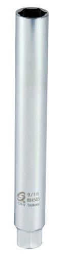 Sunex 884505 38-Inch Drive 916-Inch Extra Deep Spark Plug Socket