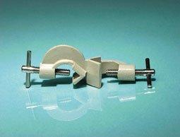 Boss Head Clamp Holder-Cast Zinc wBrass Thumbscrews