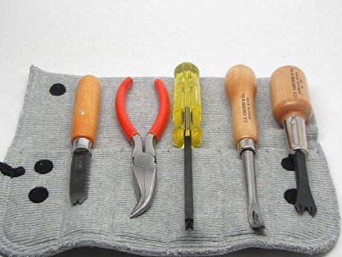 Osborne 120 12 121 124 200 600 Staple Puller Lifter Remover Upholstery Sack Ups