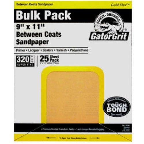 ALI INDUSTRIES 4291 220 Grit 25CT Aluminum Oxide Paper