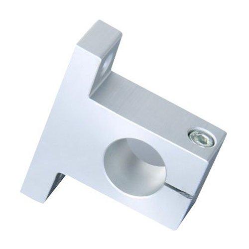 SODIALR 4pcs 20mm Aluminium Shaft Support Pillow Block