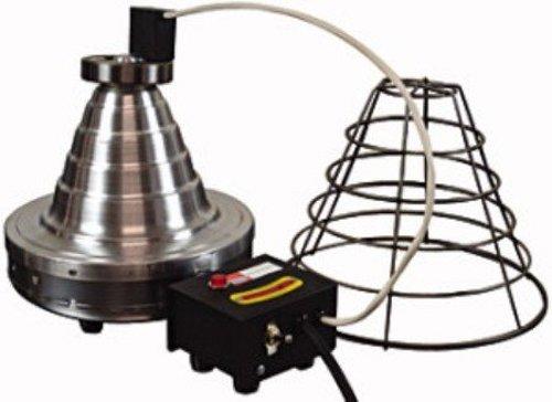 Bessey GCS38534 34-Inch - 5-34-Inch Light Duty Cone Style Bearing Heater