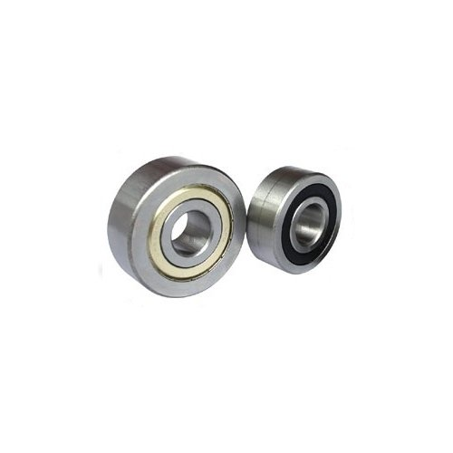 Big Bearing 5306 Radial Ball Bearing Two Contact Rubber Seals 30 mm Bore 72 mm Diameter 302 Width MetalRubber