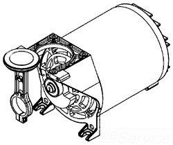 Ridgid 17963 Motor with Bearing