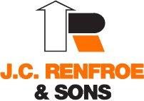 JC Renfroe Angular Contact Bearing Swivel 34 Ton - Jaw and Eye ACS0075JE