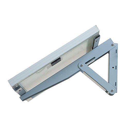 FL13 Solar Panel Heavy Duty Clamp Attachment Kit
