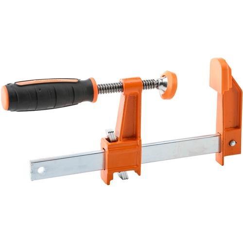 JORGENSEN 3706-HD Heavy Duty Steel Bar Clamp